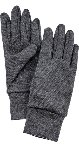 Hestra Heavy Merino Gloves 5-Finger Grå